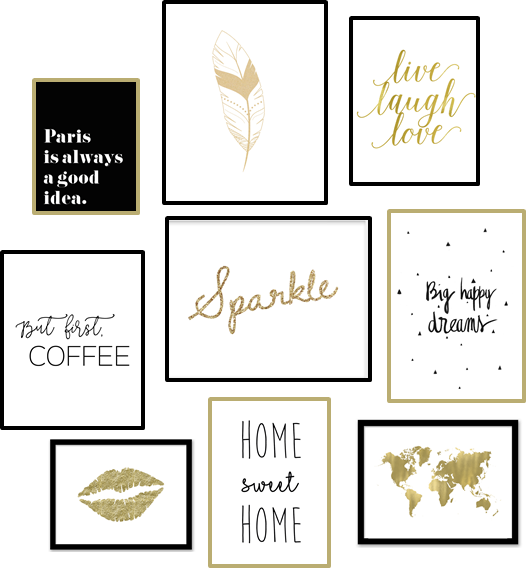 free printables des affiches gratuites imprimer pour. Black Bedroom Furniture Sets. Home Design Ideas