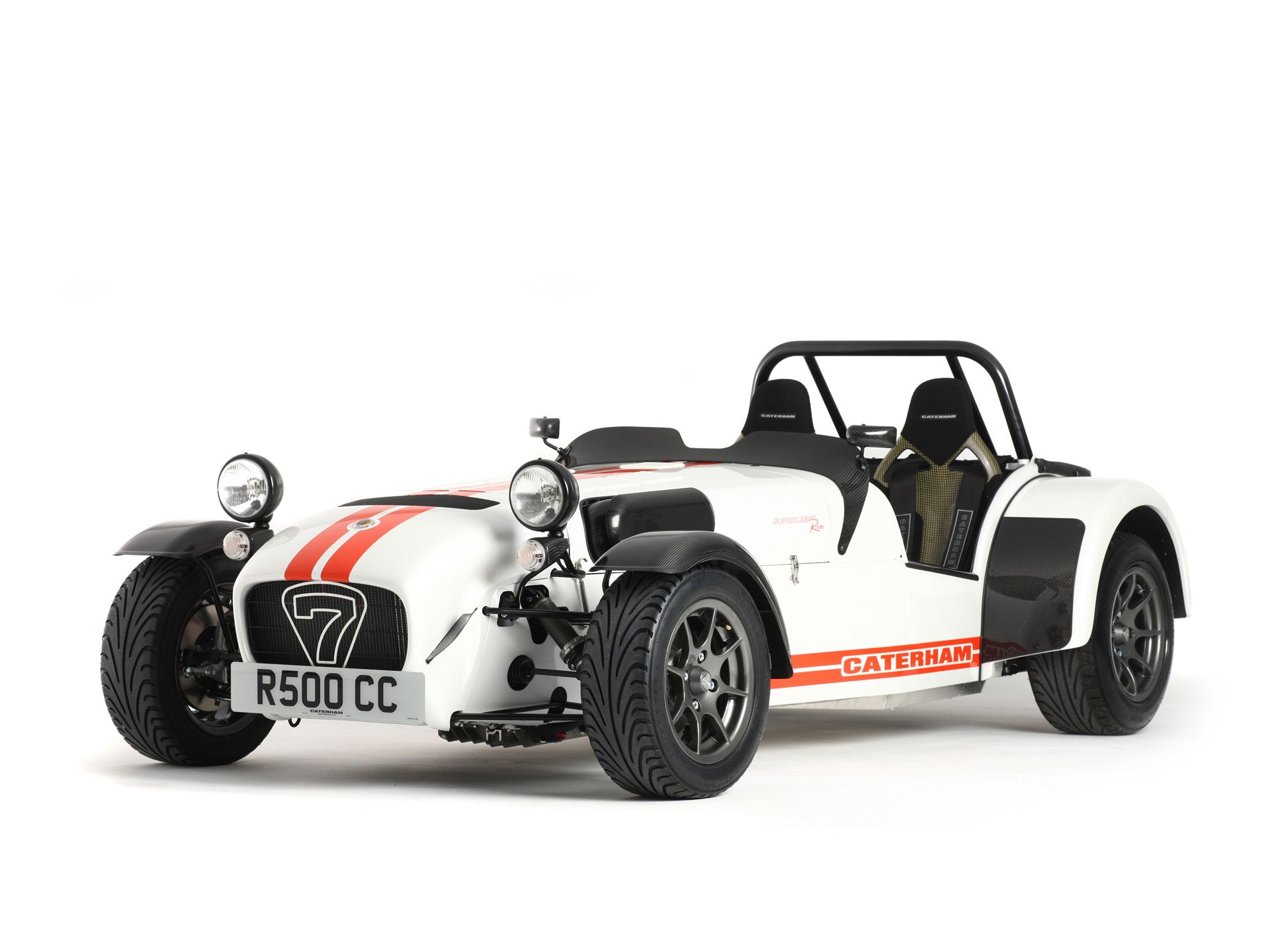 Caterham Seven Always wanted one and to build it myself