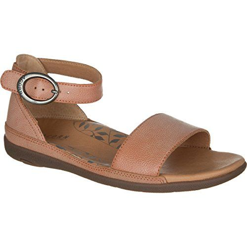 5e03377218c ACORN Womens Prima High Ankle Gladiator Sandal Clay 9 M US   Click image  for more details.