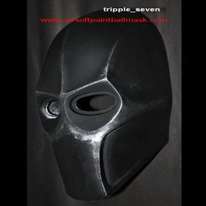Army of Two Airsoft Paintball BB Gun Salem Helmet Goggle ...