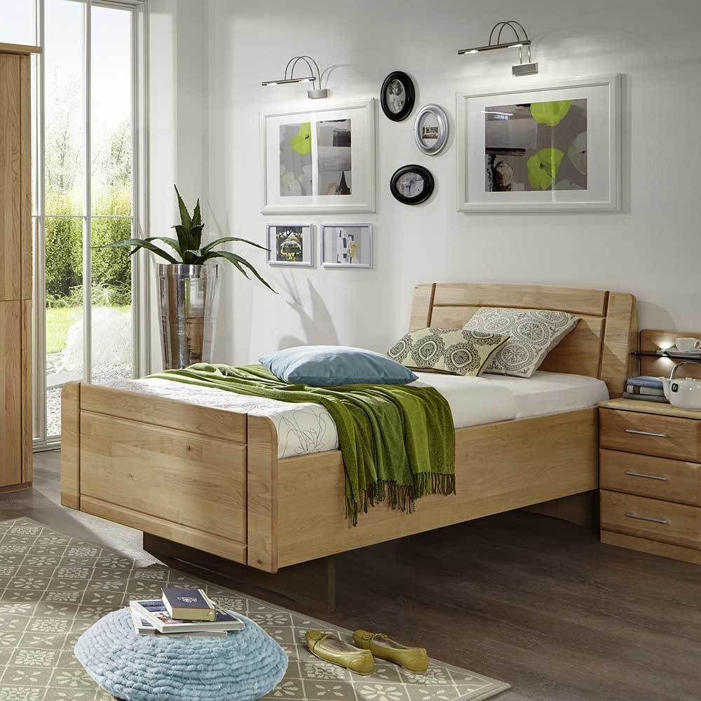 Schlafzimmer Betten Komforthohe 2 #20: Holzbett Mit Komforthöhe Erle Jetzt Bestellen Unter:  Https://moebel.ladendirekt.