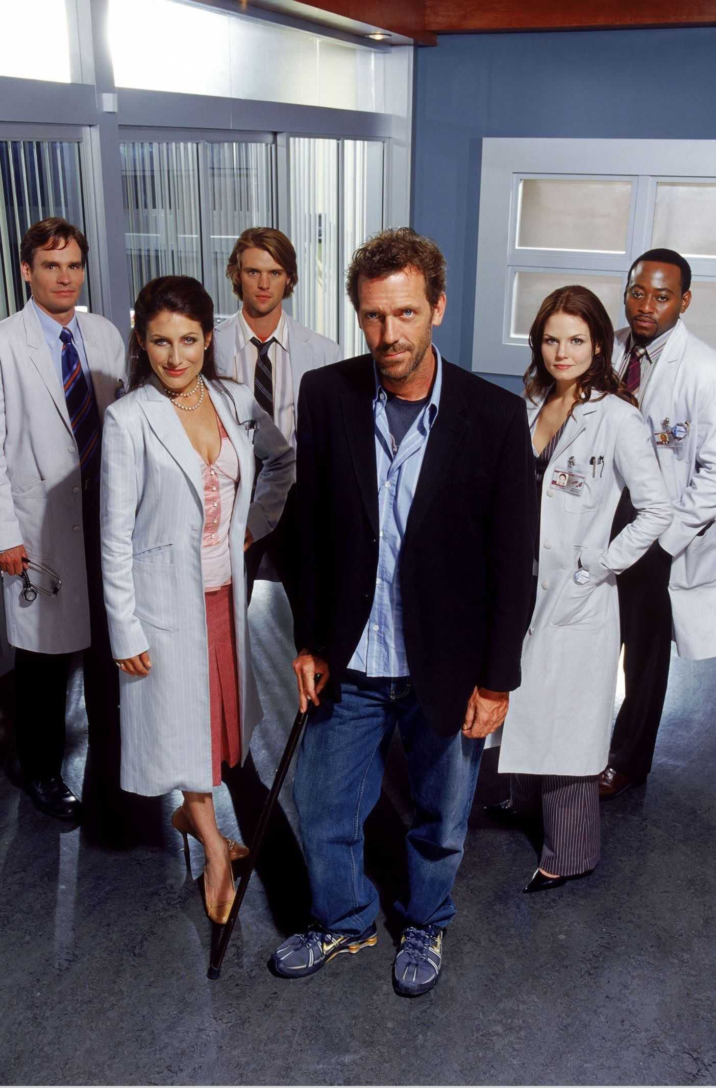 House Season 1 Promo House md, Hugh laurie, Dr house