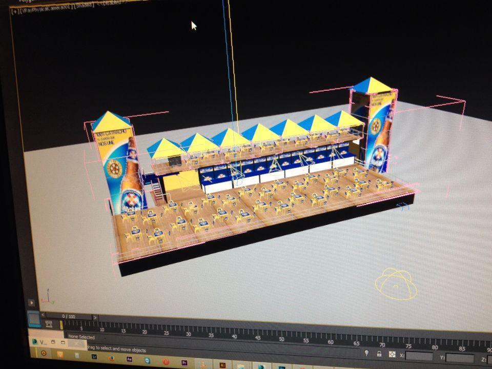 Estructura en 3D