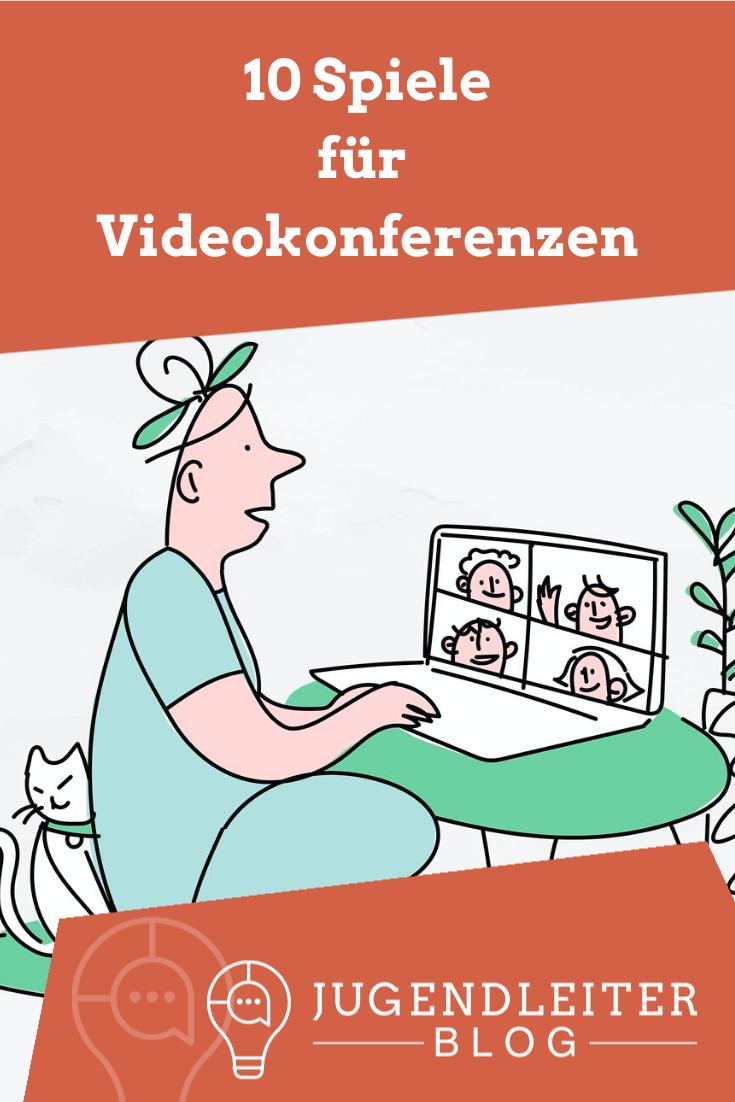 Das schnelle Kennenlernspiel für Video-Meetings und Online-Seminare