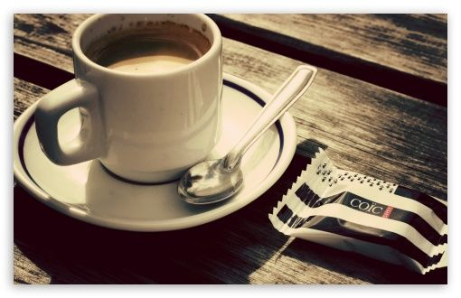Download Biscuit And Coffee Cup Hd Wallpaper Kaffee Kakao 3 D