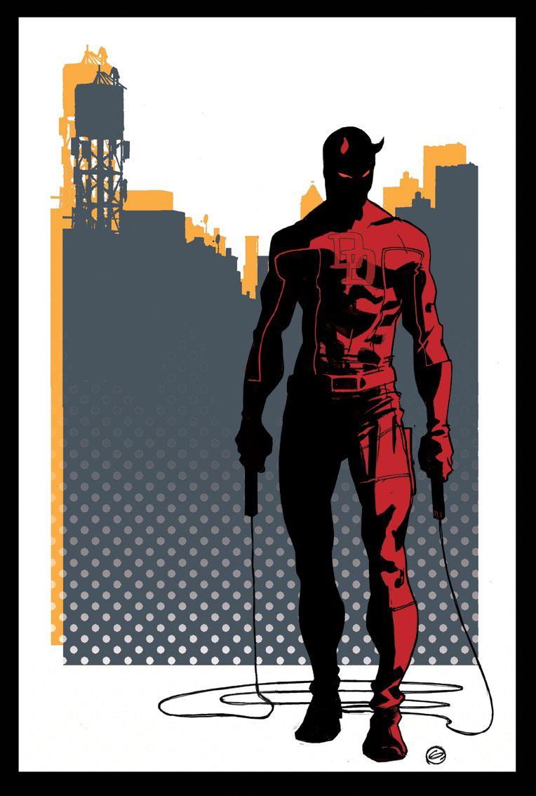 Daredevil by Davide Gianfelice & Luca Bertele