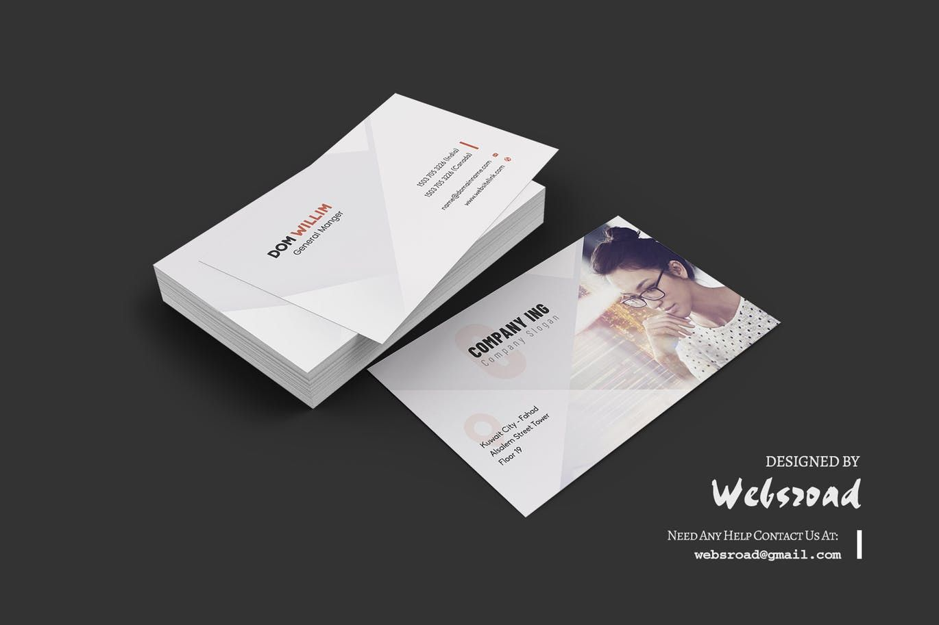 Business Card Template AI  EPS  PSD   Business Card Templates     Business Card Template AI  EPS  PSD