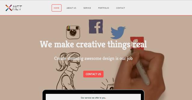XNet - We make creative thing real http://www.xnet-biz.com/