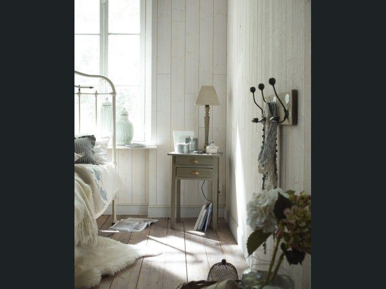 Diaporama  Le lambris transforme les murs Chambre parents Pinterest