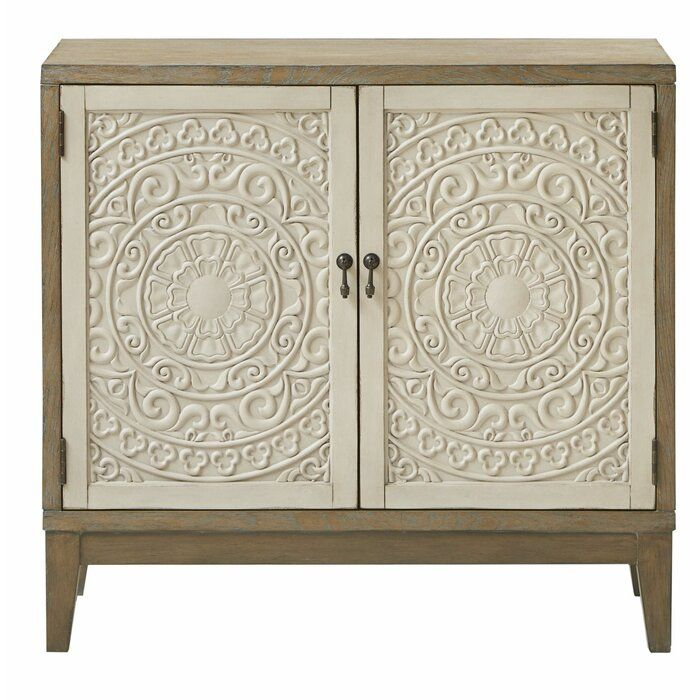 Lepe 2 Door Accent Cabinet In 2020 Accent Chest Shabby Chic Furniture Furniture