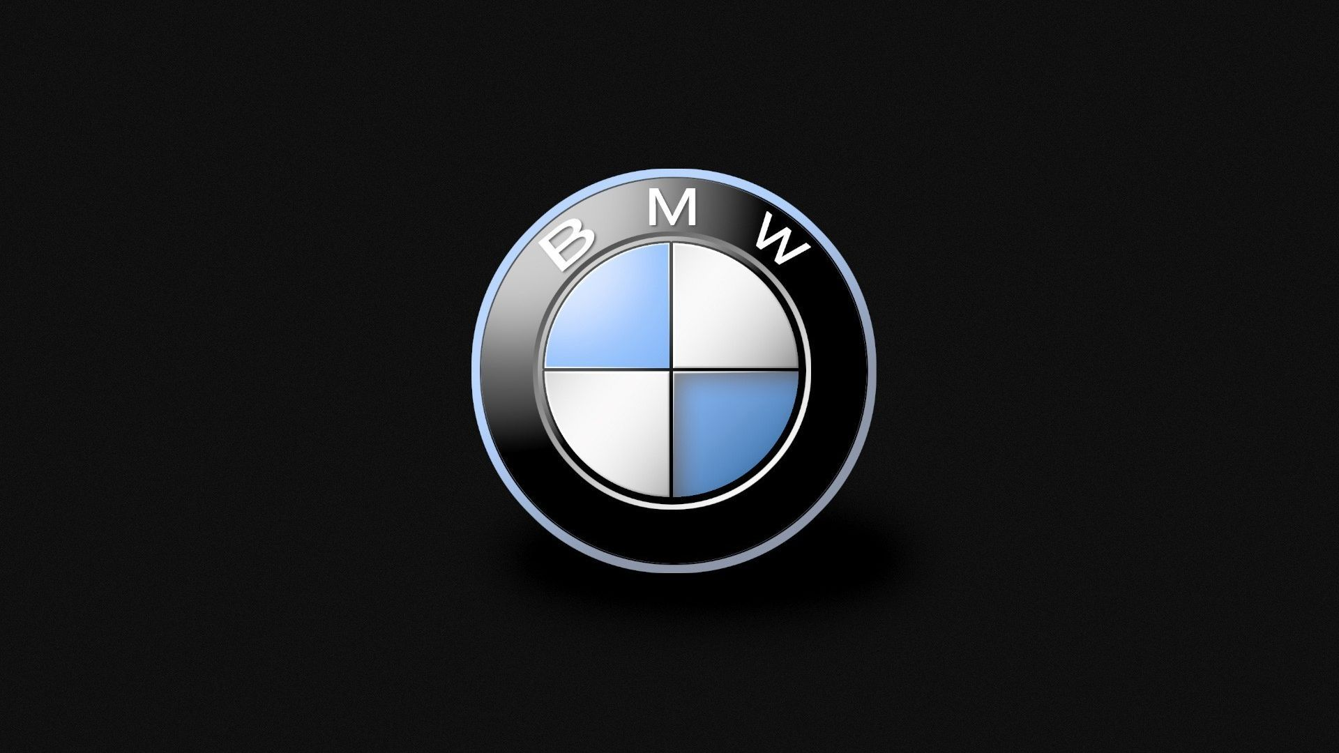 Bmw Car Brand Logo And Black Background Wallpaper Bmw Wallpapers