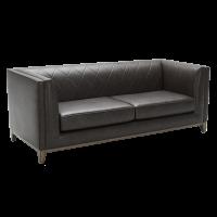 salvatore sofa ash grey leather vallagio pinterest ash grey rh pinterest com