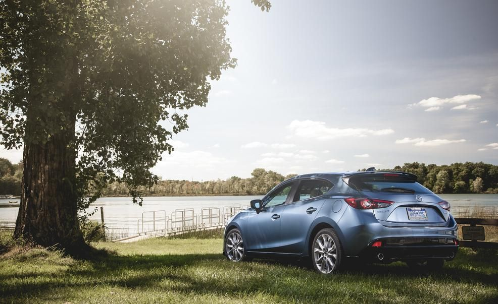 2015 Mazda 3 2.5L Manual Hatchback - Photo Gallery of Instrumented Test from Car and Driver - Car Images - CARandDRIVER