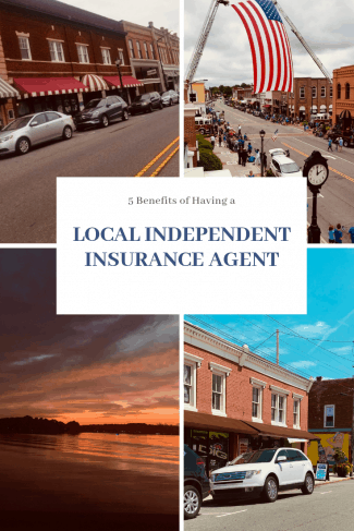 There are so many benefits to having a local independent ...