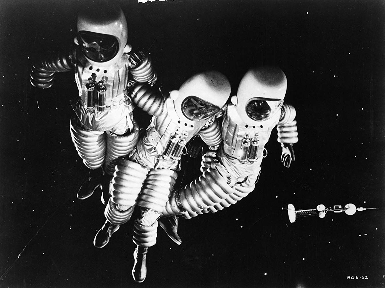Assignment: Outer Space (1960) Space Men | Astronauts in ...