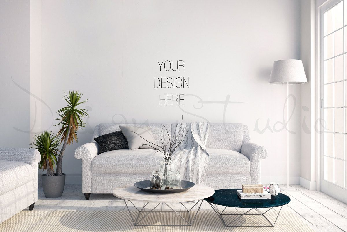 High Quality Stock Interior Photography Living Room