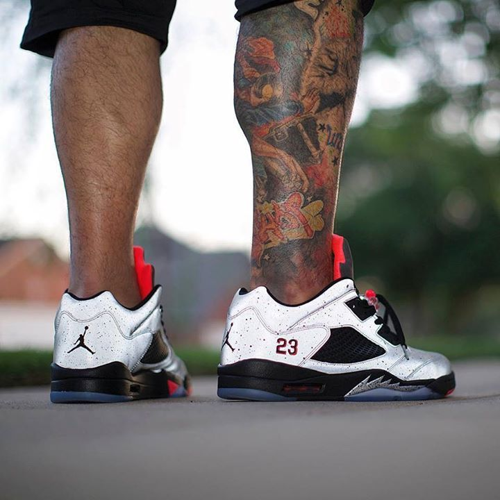 2aea2f8e9 Air Jordan 5 Low x Neymar