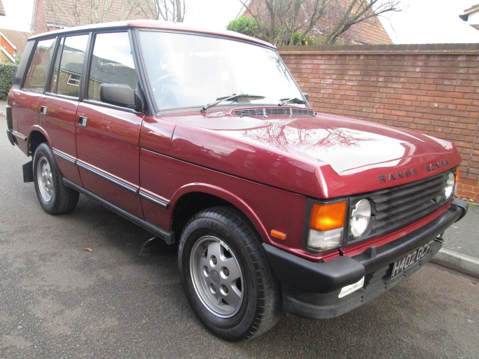 1990 RANGE ROVER CLASSIC 3.9 VOGUE EFI *EXCELLENT CONDITION + YEARS MOT* #classiccars #cars
