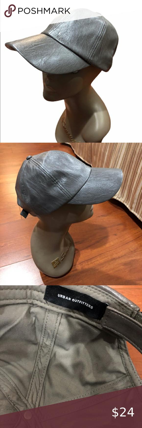 Urban Outfitters Grey Baseball Cap Hat Urban Outfitters Urban Outfitters Accessories Women Accessories Hats