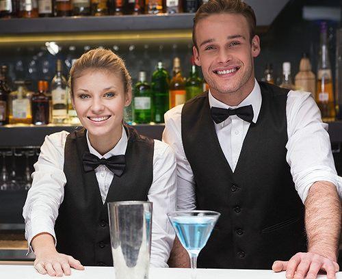 Bar Staff In New Formal Uniforms | Karla | Flickr