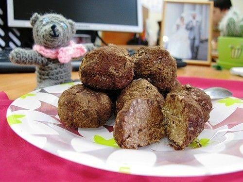 Пирожное Картошка - рецепт с фото / Простые рецепты