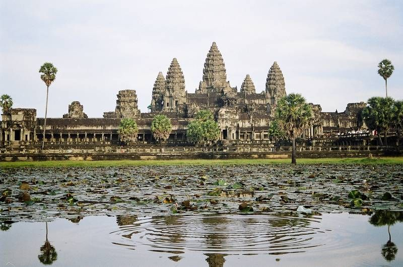 Angkor Wat is Southeast Asia's must-see monument  (click to