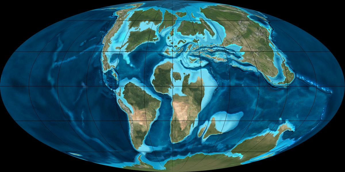 Europe about 90 million years ago the landmass in the top left europe about 90 million years ago the landmass in the top left corner is greenland and the left edge of the one in the middle is norway publicscrutiny Images