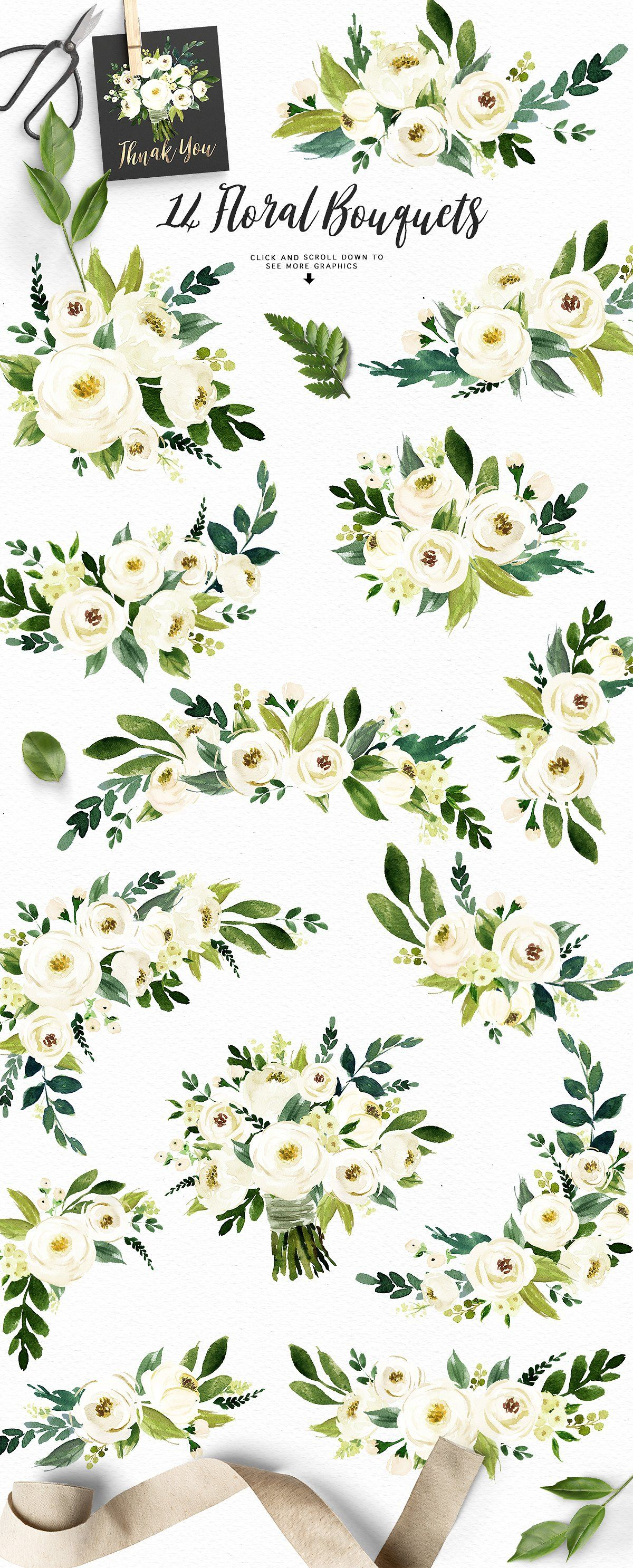 As Flores Brancas Flower Png Images Free Watercolor Flowers Flower Painting