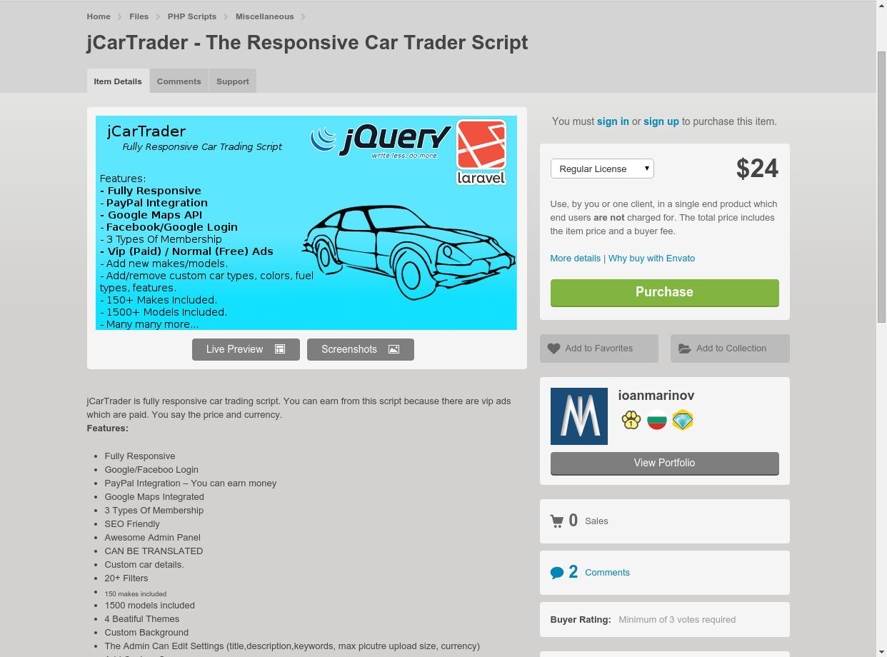 Binary options auto trading php script codecanyon