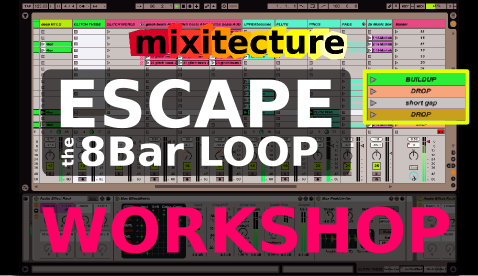 How to build your tracks up to a climax! [VIDEO] free replay