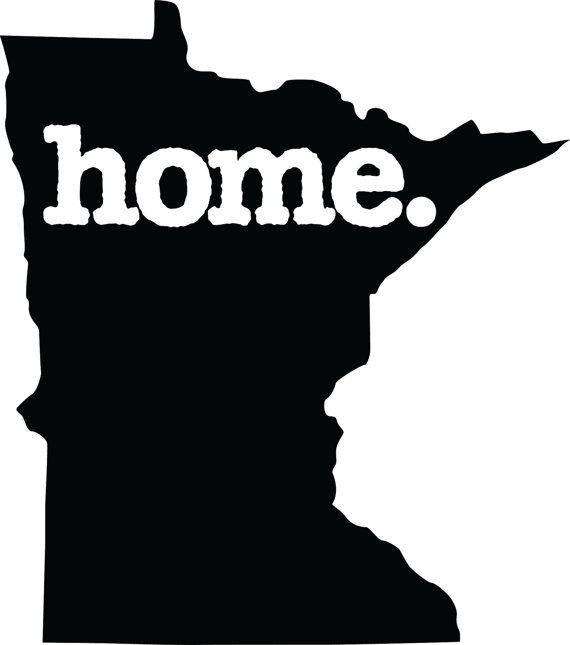 Minnesota State Flag MN Bumper Sticker Auto Decal Car Truck Window Wall Phone