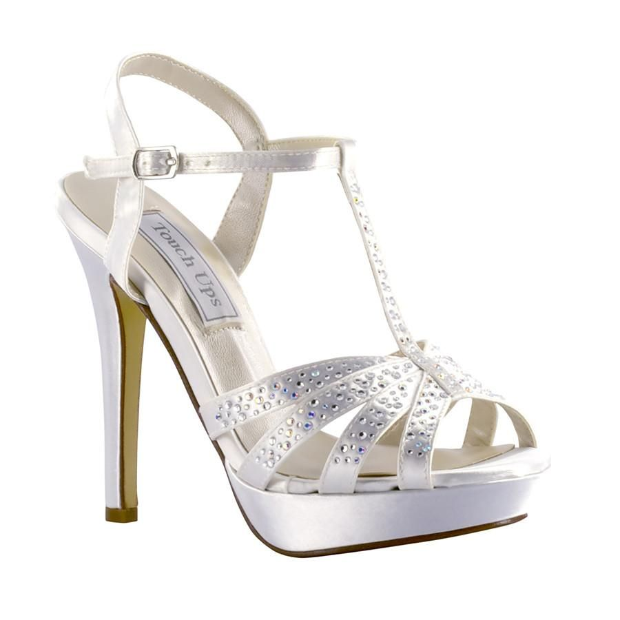 Touch Ups An White 4085 At Venue26 Shoes Heels Wedding Benjaminwalk Touchups Johnathankayne Bridal Prom