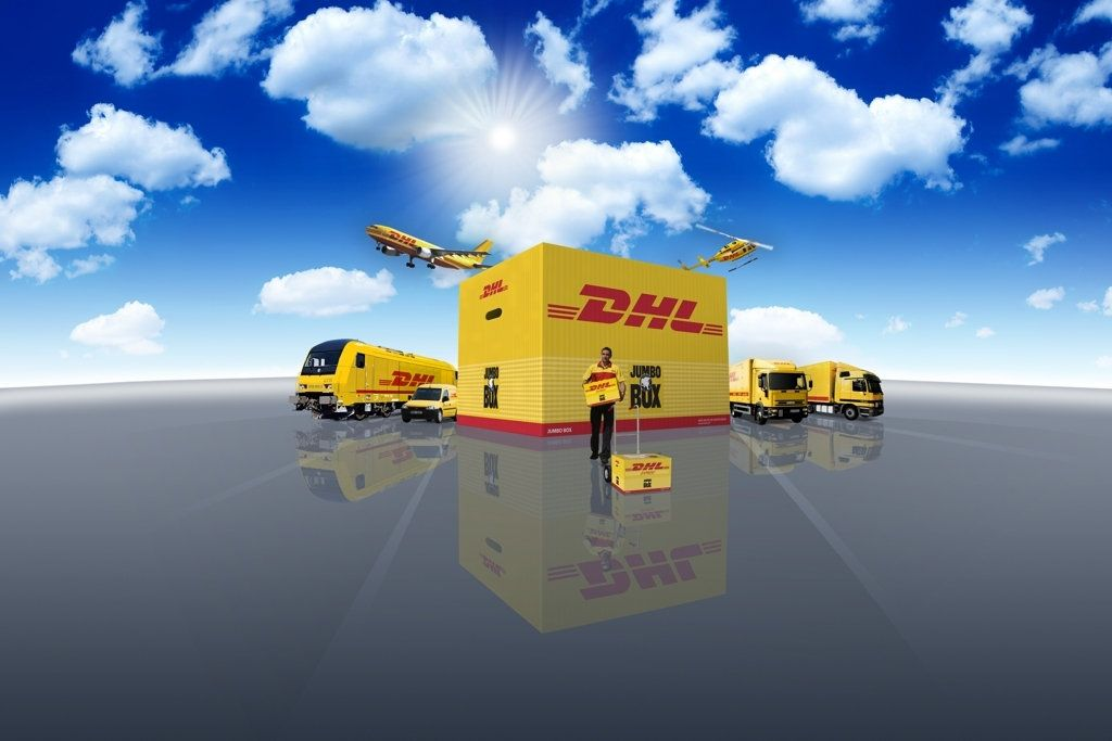 Dhl Express Shipping To Usa Canada Australiaasiajapan Etsy Central America Living In Europe Logistics