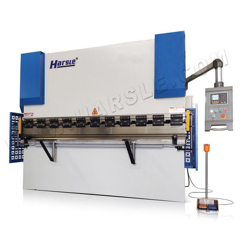 Econom Hydraulic Press Brake Harsle 63t2500 Sheet Bending Machine For Sale Hydraulic Press Brake Press Brake Machine Press Brake