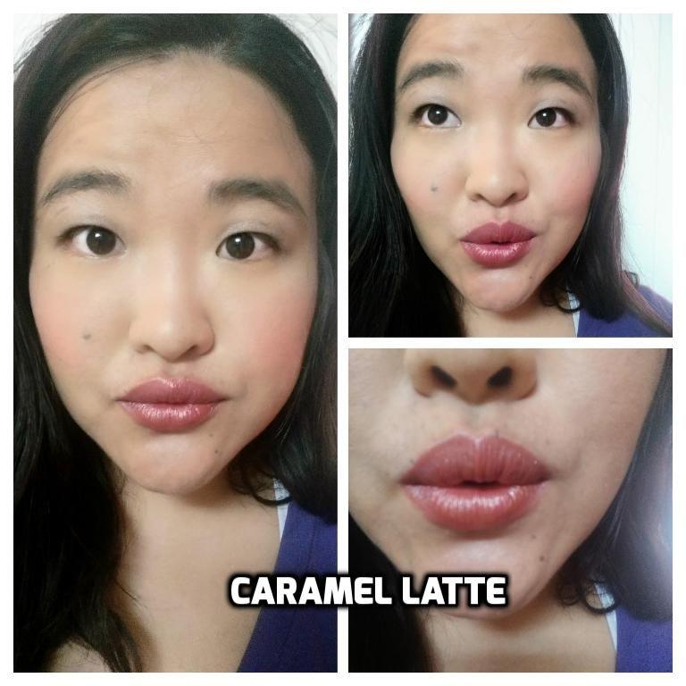 Caramel Latte #lipsense #lipstick #colors #magical