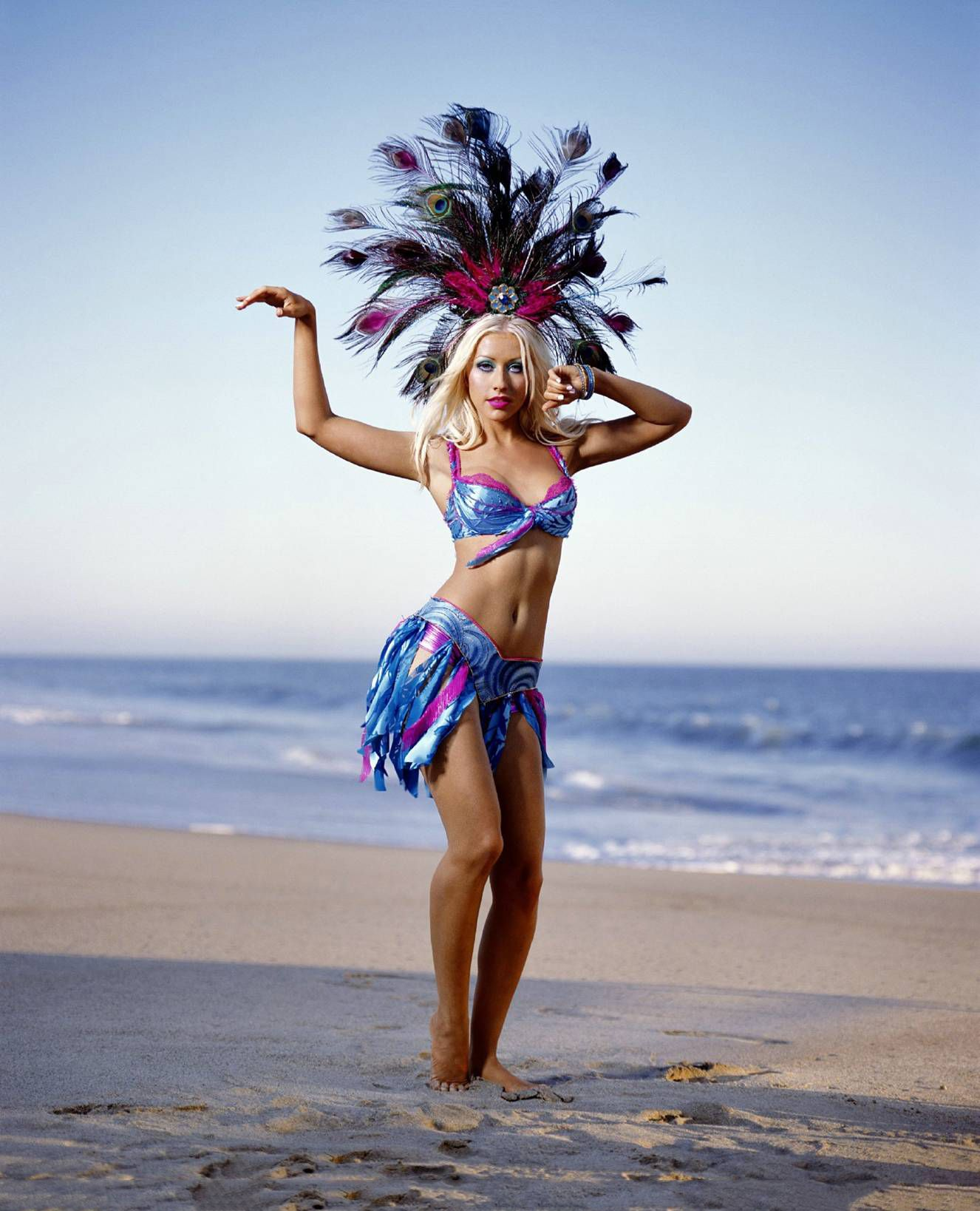 Christina Aguilera #ChristinaAguilera #FamousBeauty