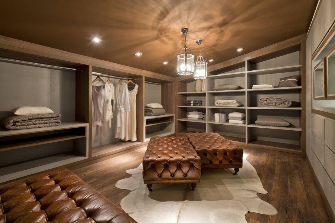 Iluminaci n interior y exterior 10 ideas brillantes - Iluminacion interior armarios ...