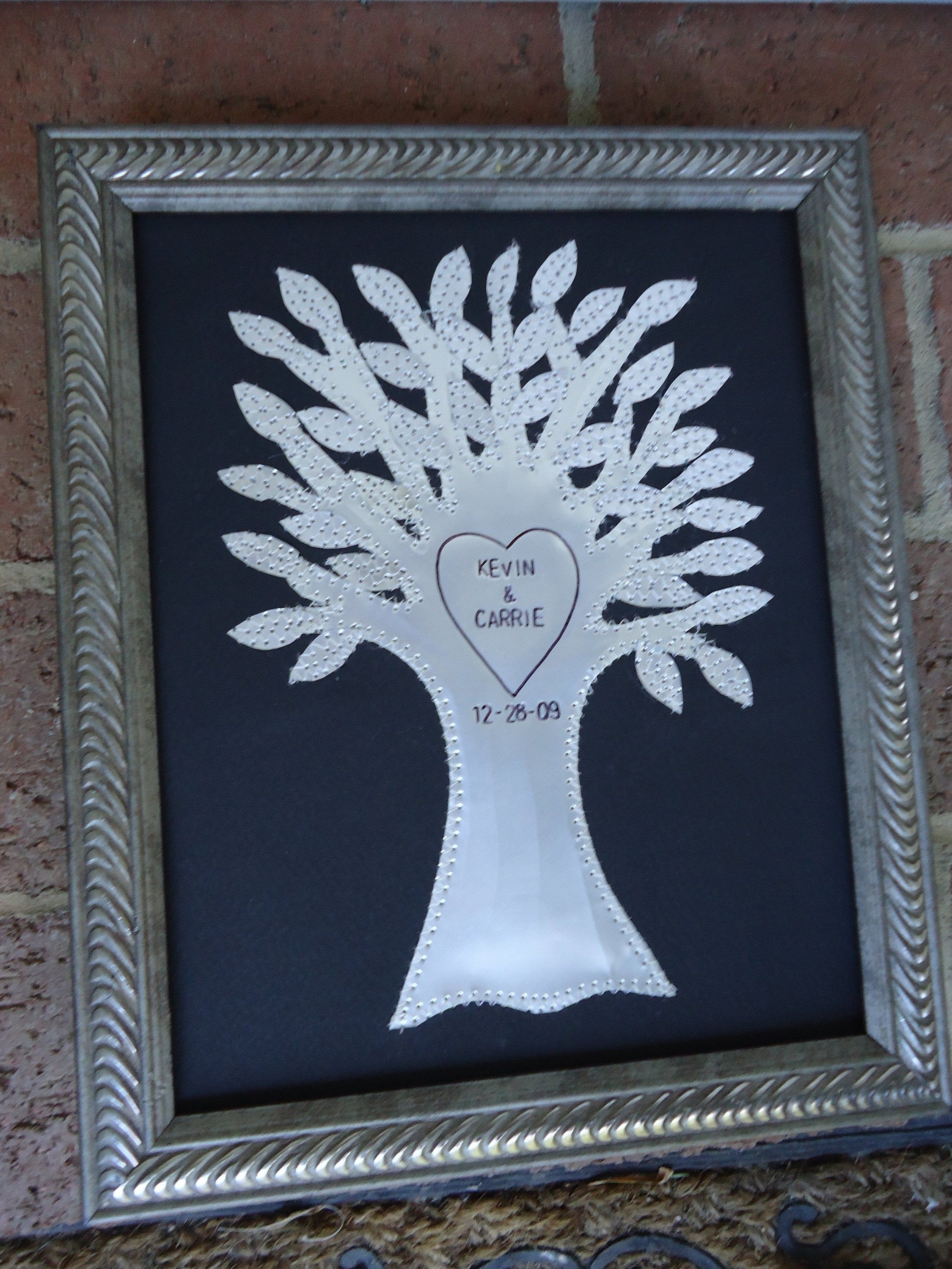 10 Year Anniversary Tin Anniversary Gift Tree Of Life Wedding Gift Family Tree Anniversary Gift Personalized Names And Wedding Date Tin Anniversary Gifts Anniversary Gifts Tin Anniversary