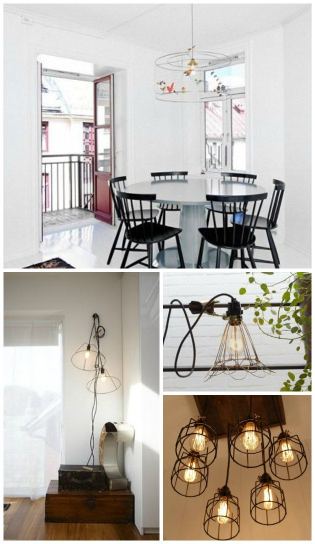 Kan Man Lave En Cool Lampe Af Apartment Therapy In 2018