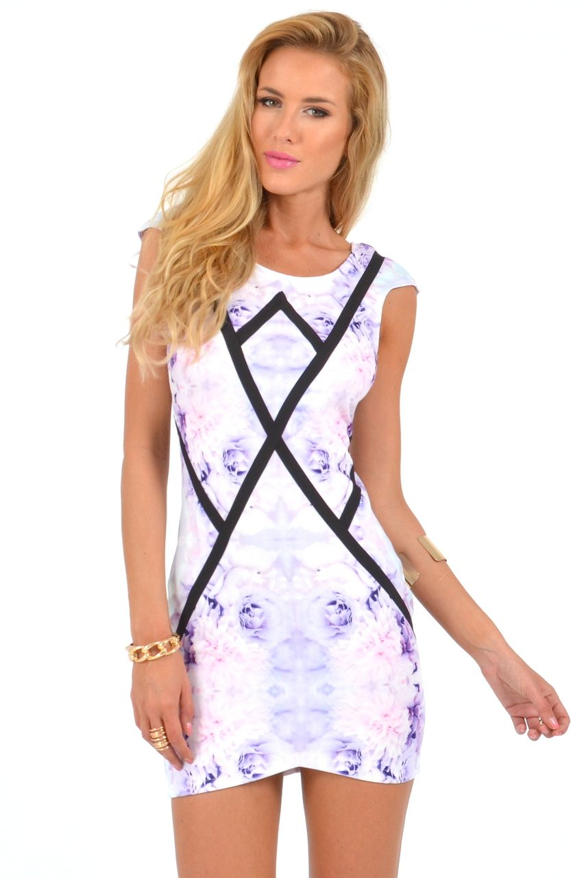 Pretty Bloom Dress delivered right to your door Australia Wide