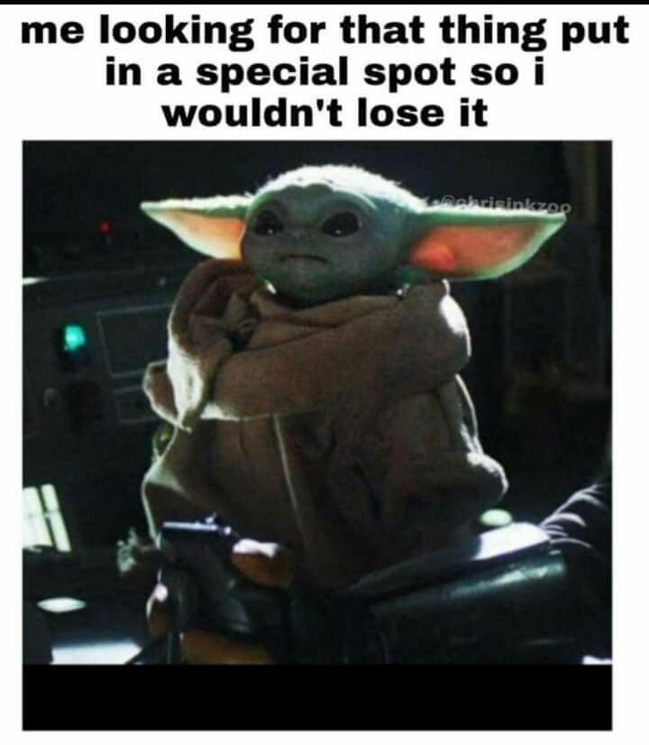 Pin By Imagtion2018 On Baby Yoda In 2020 Yoda Funny Yoda Meme Funny Relatable Memes