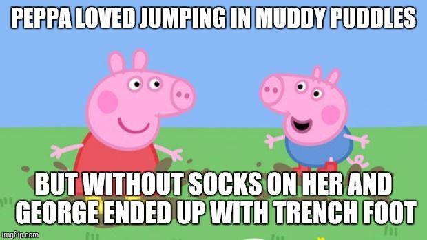 Peppa Pug Peppa Pig Memes Pig Memes Peppa Pig Funny