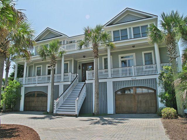 Isle Of Palms South Carolina House Rental