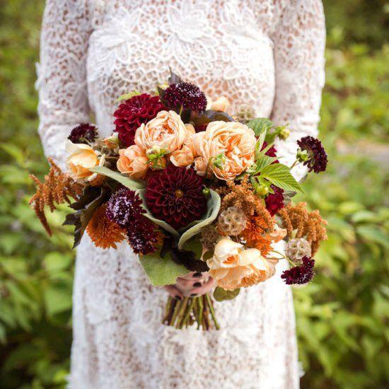 Outdoor Autumnal Wedding