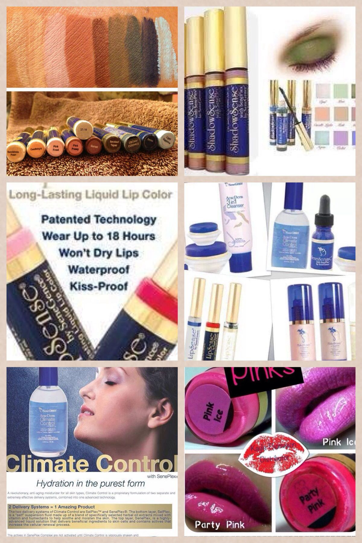 Water/sweat proof, antiaging! LipSense that won't come