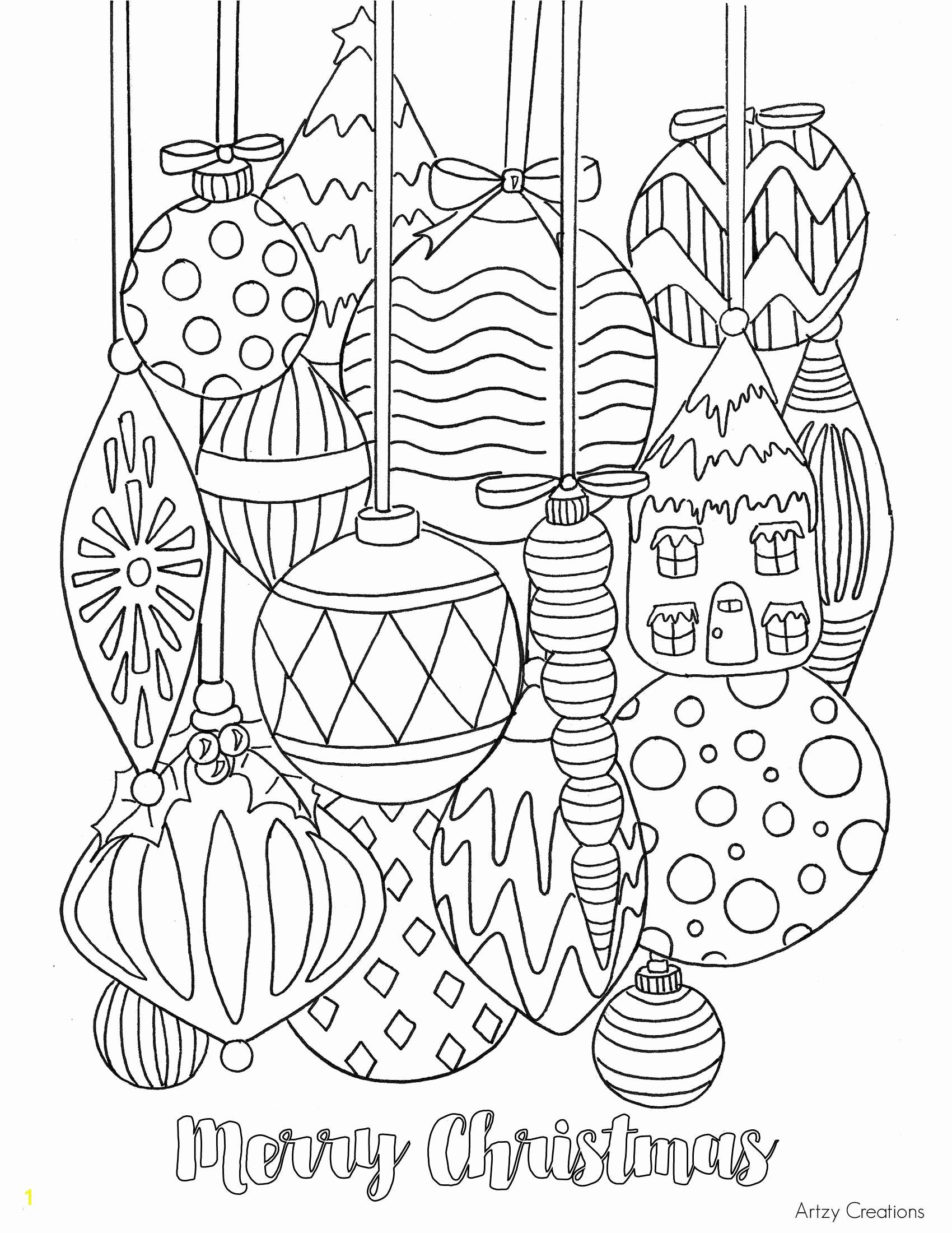 Free Printable Christmas Ornament Coloring Pages Beautiful Coloring Pages Color In 2020 Printable Christmas Coloring Pages Christmas Coloring Books Cool Coloring Pages