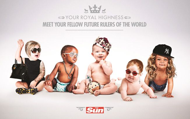 creative advertising ideas and techniques from the world's best campaigns THE SUN