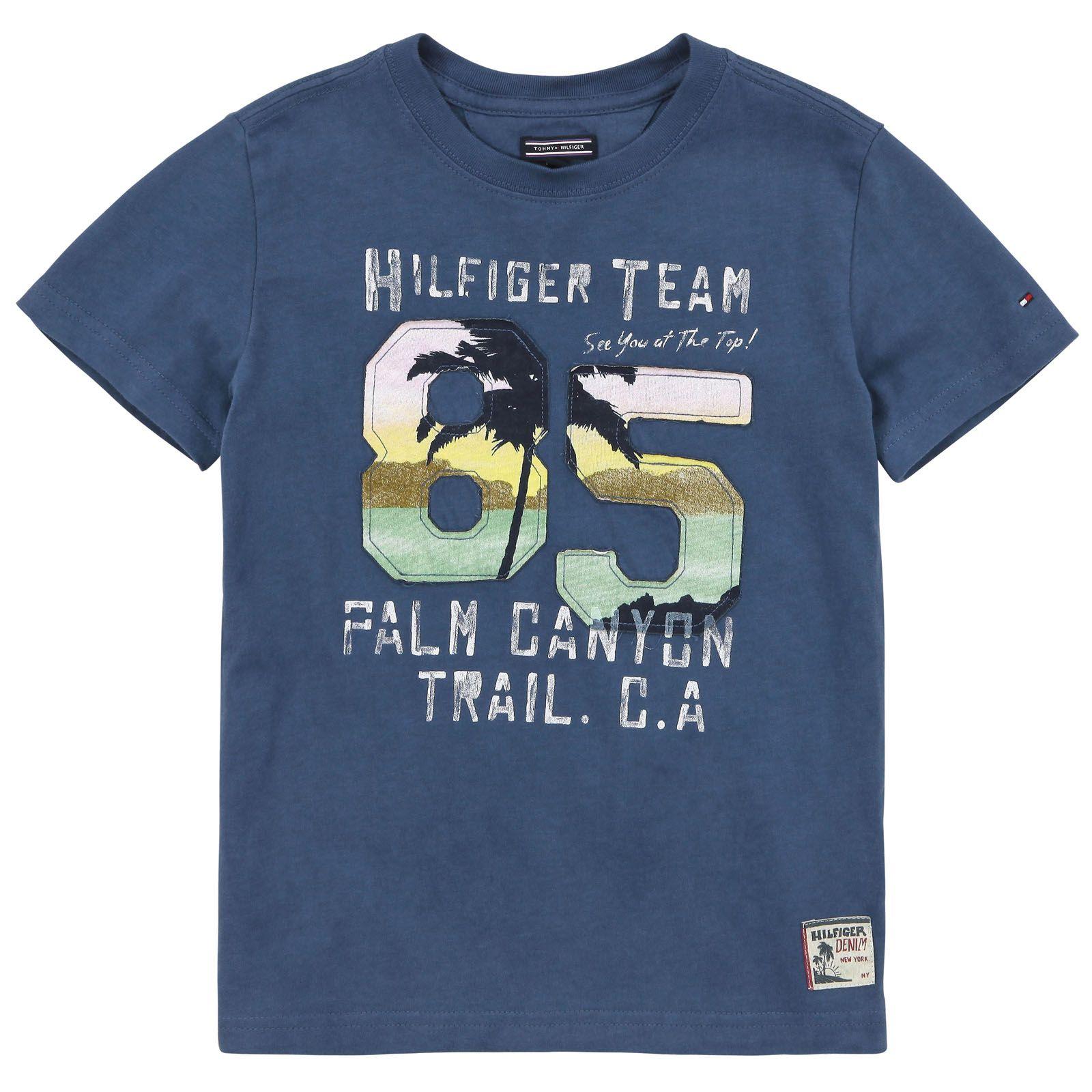 Buy Tshirt Tommy Hilfiger Logo Tshirt Custom Designs   Logo's