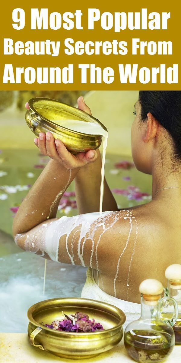 Most Popular Beauty Secrets From Around The World Bath Recipes Cleopatra Beauty Secrets Cleopatra Beauty