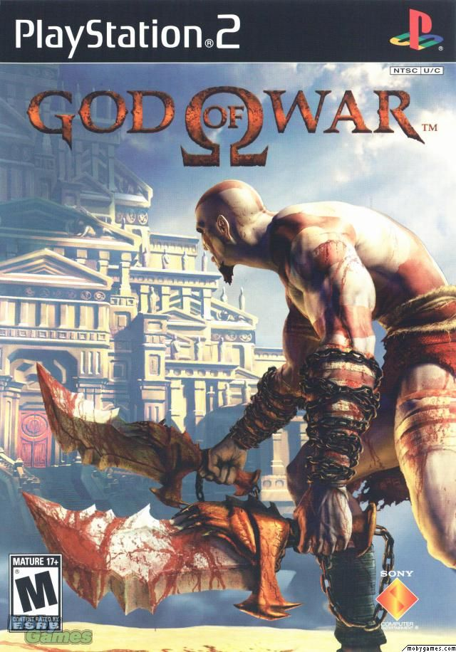 God Of War Ps2 God Of War Jogos Ps2 Playstation 2